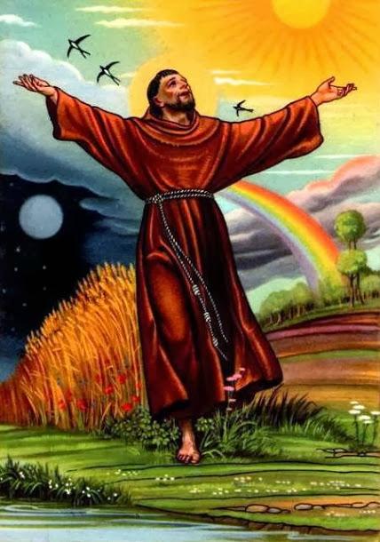 Neuvaine à saint François d'Assise Du 26 septembre au 4 octobre Fête de saint François 11260318
