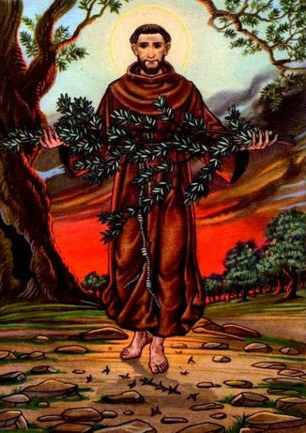 Neuvaine à saint François d'Assise Du 26 septembre au 4 octobre Fête de saint François 11260319