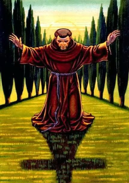 Neuvaine à saint François d'Assise Du 26 septembre au 4 octobre Fête de saint François 11260320