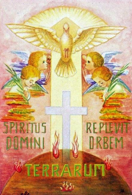 Neuvaine et prières à l'Esprit Saint 25253310