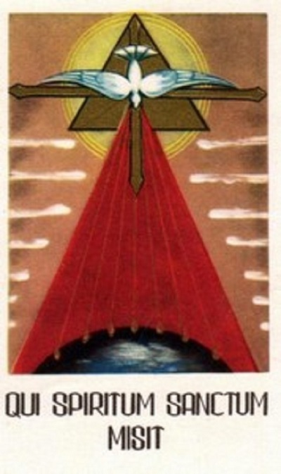Neuvaine et prières à l'Esprit Saint 25253311
