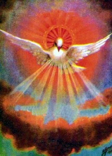 Neuvaine et prières à l'Esprit Saint 25253410