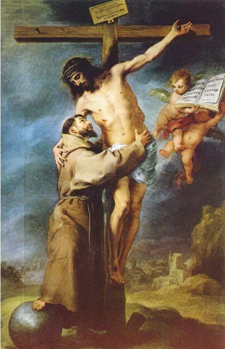 Neuvaine à saint François d'Assise Du 26 septembre au 4 octobre Fête de saint François 8af65910