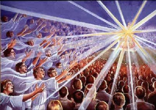 Bonne Fête de la Toussaint à Tous ! Que Dieu soit Béni ! Apocal10