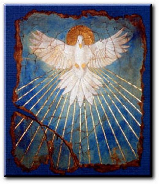 Neuvaine et prières à l'Esprit Saint Esprit12