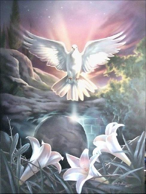 Neuvaine et prières à l'Esprit Saint Images10