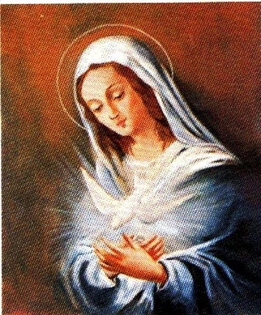 Neuvaine et prières à l'Esprit Saint Marie_10