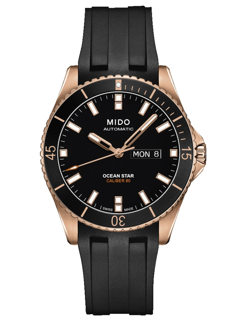 Mido -  Mido VS Hamilton Chronographe  Mido-o10