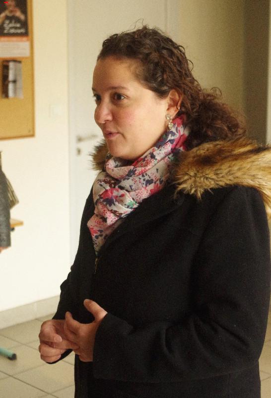Zahia Ziouani, un chef d'orchestre, une femme, une rencontre ! Imgp8010