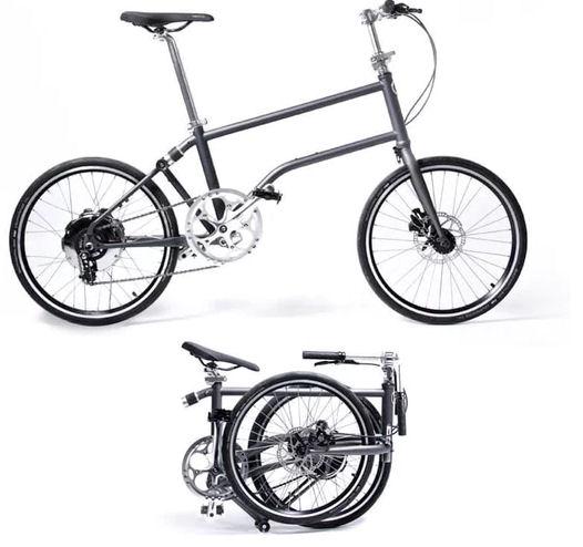 Vello Bike+ pliable : pas aussi compact que le B mais pas mal du tout Vello_10