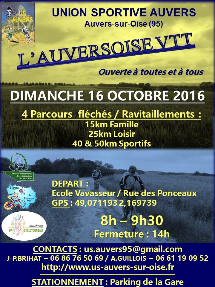Auversoise 16/10/2016 Flyer_10
