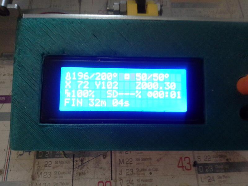 LCD2004 VS LCD12468 Lcd20010