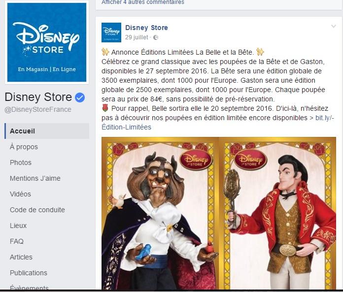 Disney Store Poupées Limited Edition 17'' (depuis 2009) - Page 39 Annonc11