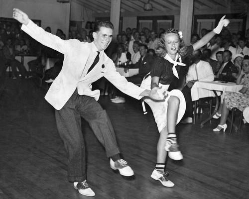 1912 To 1940s dances: The swing, charleston, cake walk, the blues, the break away AND Jitterbug Jitter10