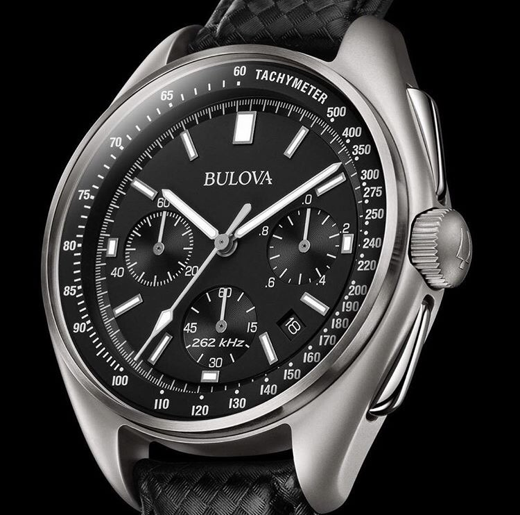 Bulova moon watch re issue  7c331811
