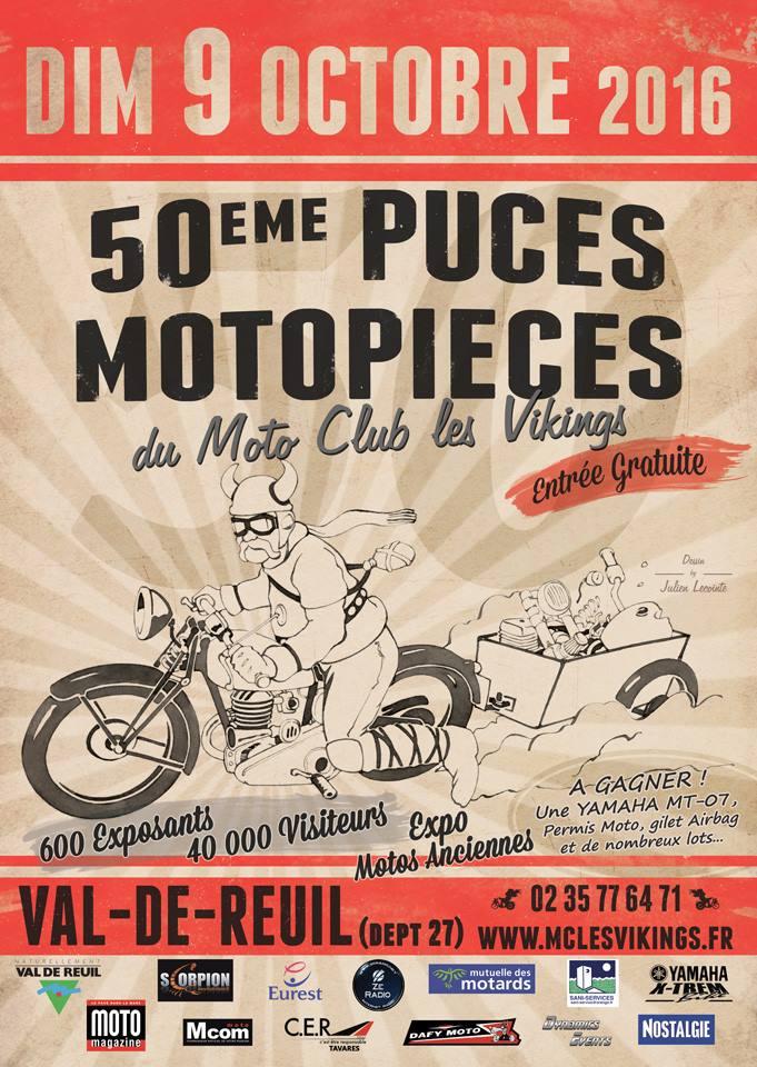 50eme PUCES MotoPieces   14046010