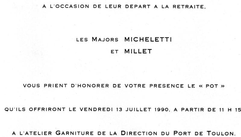 [Les traditions dans la Marine] LES POTS DE DÉBARQUEMENTS - Page 2 Dp_tou11