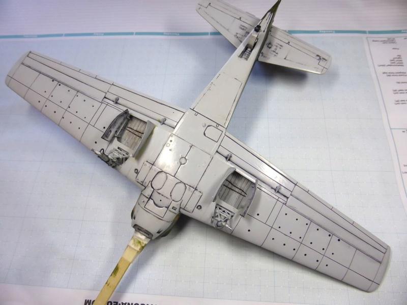 [TAMIYA] Douglas A1 Skyraider: rénovation d'un souvenir - Page 3 Skyr5210