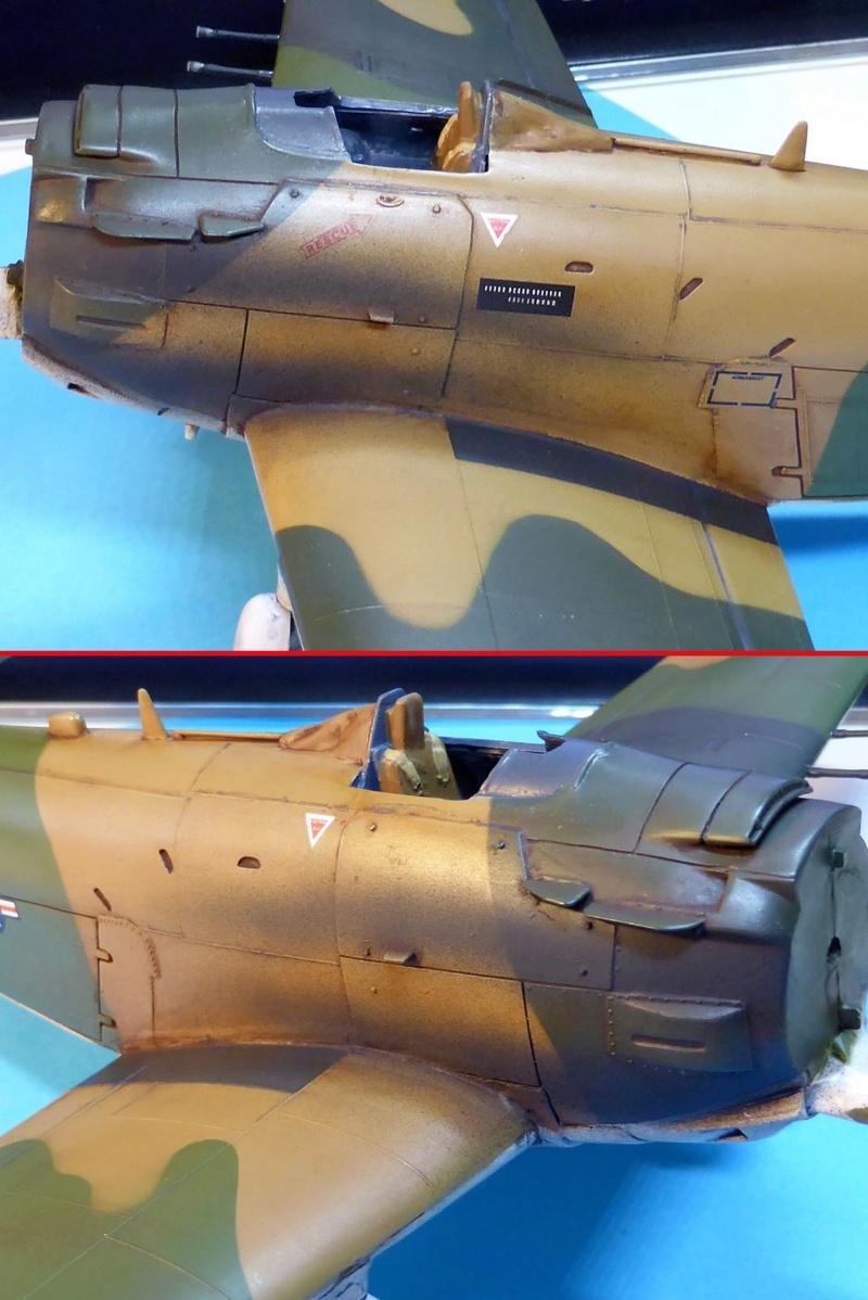 [TAMIYA] Douglas A1 Skyraider: rénovation d'un souvenir - Page 4 Skyr6310