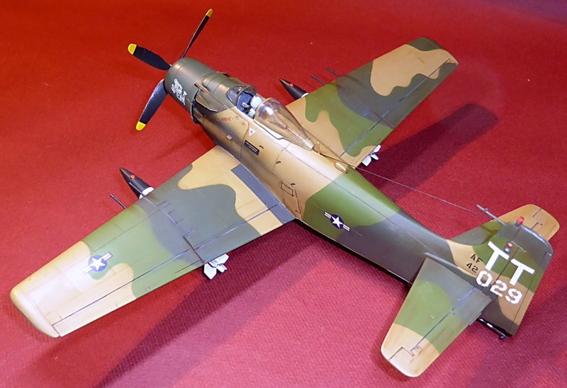 [Revell] (1-48) Messerschmitt Bf 109 G-10: rénovation - Page 4 Skyr7710