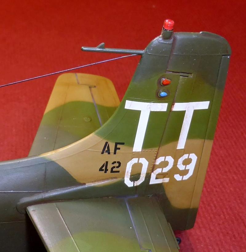 [TAMIYA] Douglas A1 Skyraider: rénovation d'un souvenir - Page 4 Skyr7810