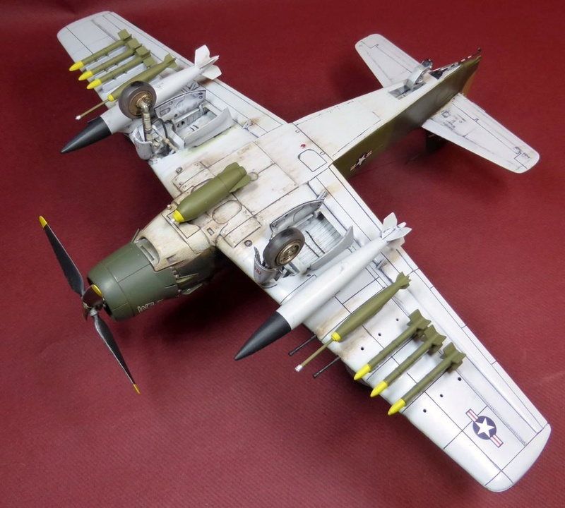[Revell] (1-48) Messerschmitt Bf 109 G-10: rénovation - Page 4 Skyr9210
