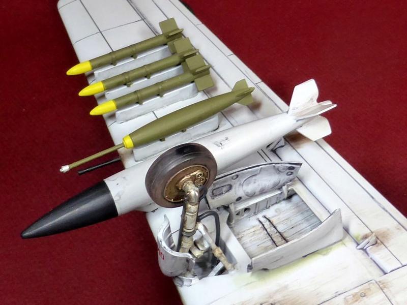 [TAMIYA] Douglas A1 Skyraider: rénovation d'un souvenir - Page 5 Skyr9410