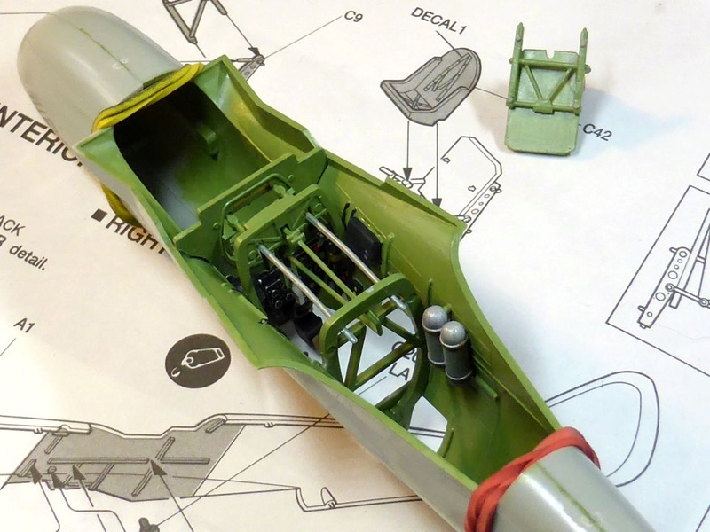 [ACADEMY] Spitfire Mk XIVc 1/48 Smk14c13