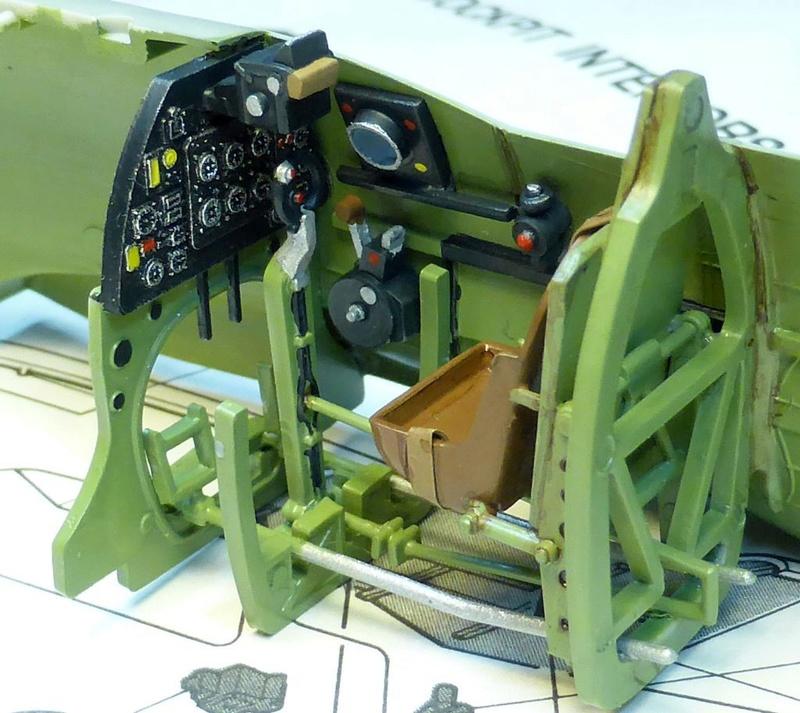 [ACADEMY] Spitfire Mk XIVc 1/48 Smk14c15
