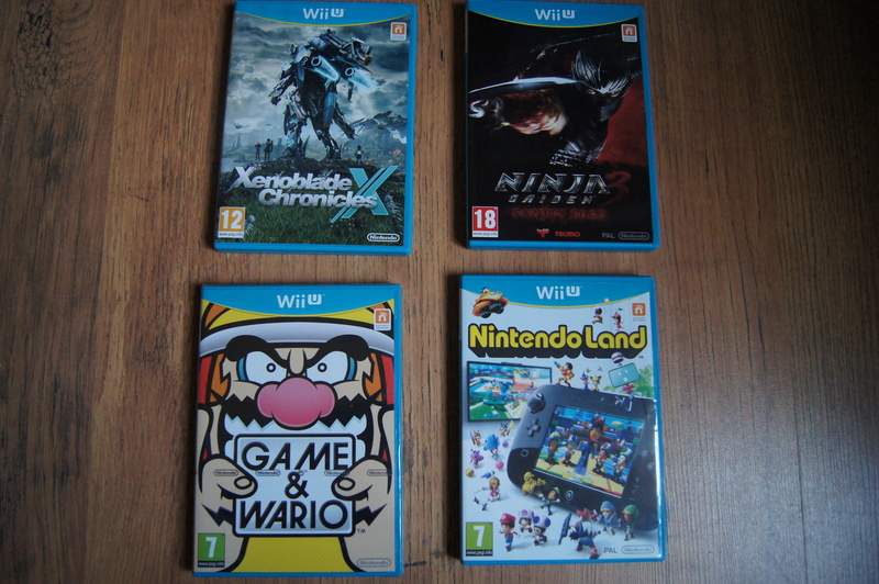 [VDS] // collector bayonetta wii u première edition+  jeux 3 DS - Page 2 Dsc08118