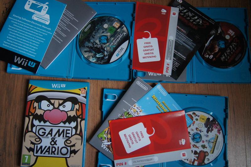 [VDS] // collector bayonetta wii u première edition+  jeux 3 DS - Page 2 Dsc08119