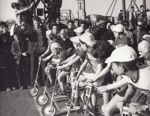 Johnny a La Rochelle en 1961 En-19610