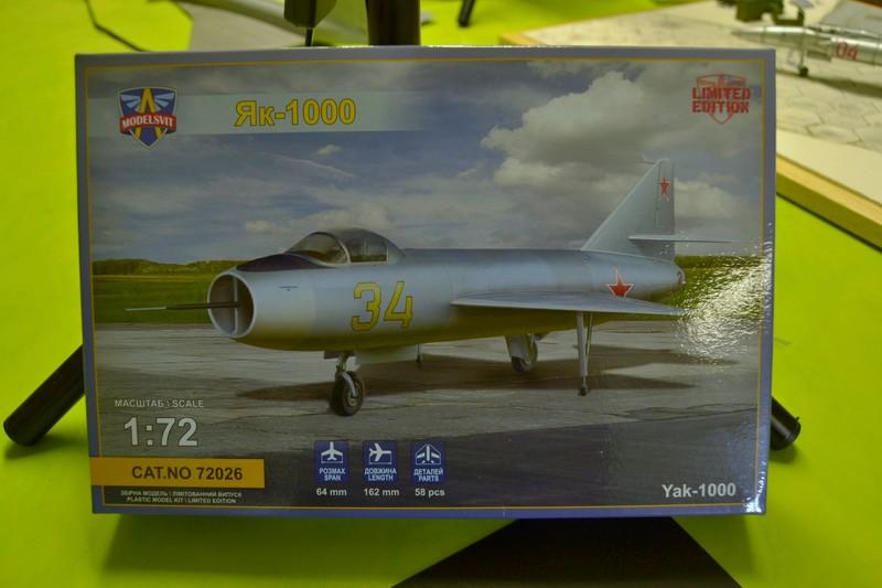 Yakovlev YAK 1000 ( Modelsvit ) 001_8038