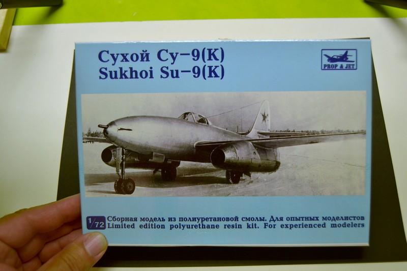 Sukhoi 9K ( Prop and Jet ) 1/72 et PMZ-2 (PST) 002_8022