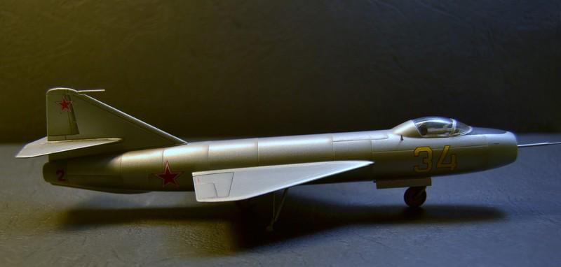 Yakovlev YAK 1000 ( Modelsvit ) 006_8031