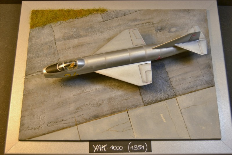 Yakovlev YAK 1000 ( Modelsvit ) 007_8034