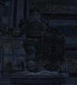 Souvenirs d'un patriarche Statue13