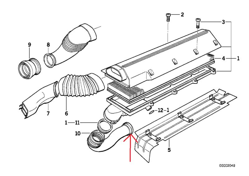 [ Bmw E36 325 tds M51 an 1994 ] Jeu hélice turbo  Diag_111
