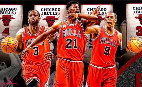 Chicago Bulls // Saison 2016 - 2017 Bulls10