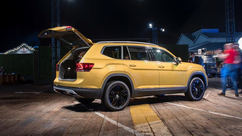 2017 - [Volkswagen] Atlas / Teramont - Page 7 2018-v14