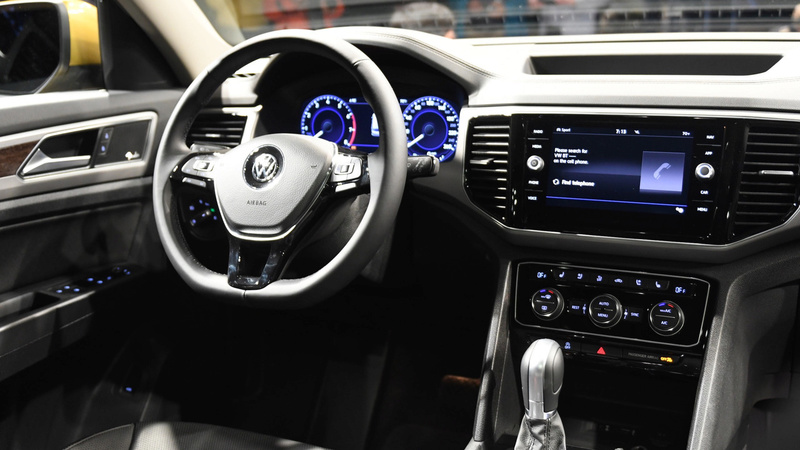 2017 - [Volkswagen] Atlas / Teramont - Page 7 2018-v21