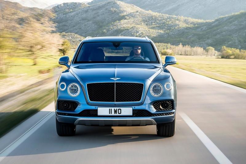 2015 - [Bentley] Bentayga - Page 11 Bentle12