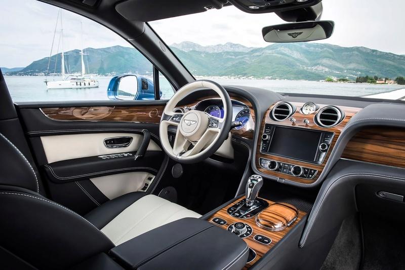 2015 - [Bentley] Bentayga - Page 11 Bentle15