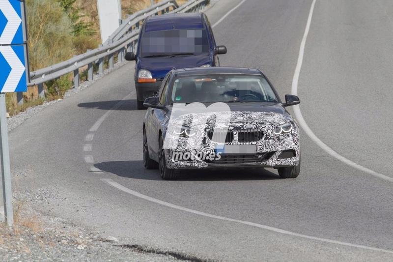 2016 - [BMW] Série 1 Sedan [F52] - Page 8 Bmw-se11