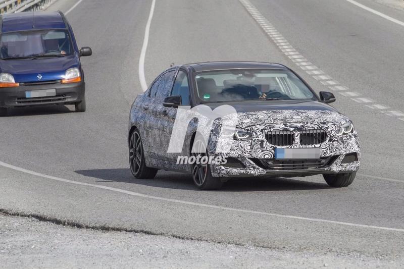 2016 - [BMW] Série 1 Sedan [F52] - Page 8 Bmw-se13