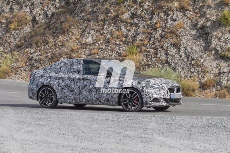 2016 - [BMW] Série 1 Sedan [F52] - Page 8 Bmw-se16