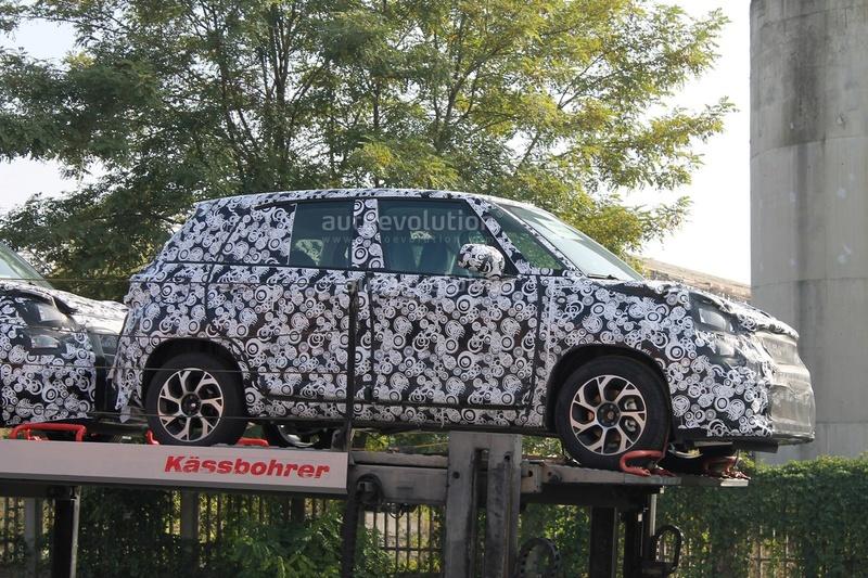 2017 - [Fiat] 500L restylée Fiat-511