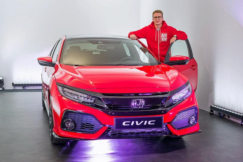 2017 - [Honda] Civic Hatchback [X] - Page 7 Honda-11