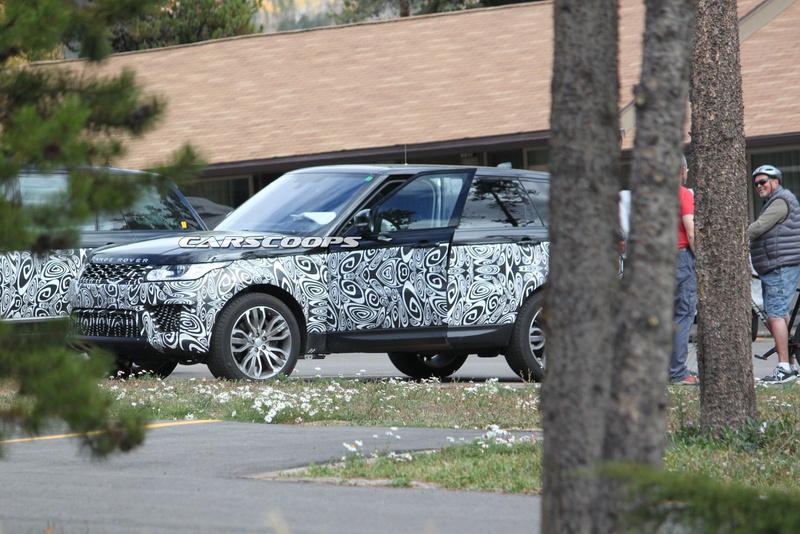 2017 - [Land Rover] Range Rover/ Sport/ SVR restylés Land-r13