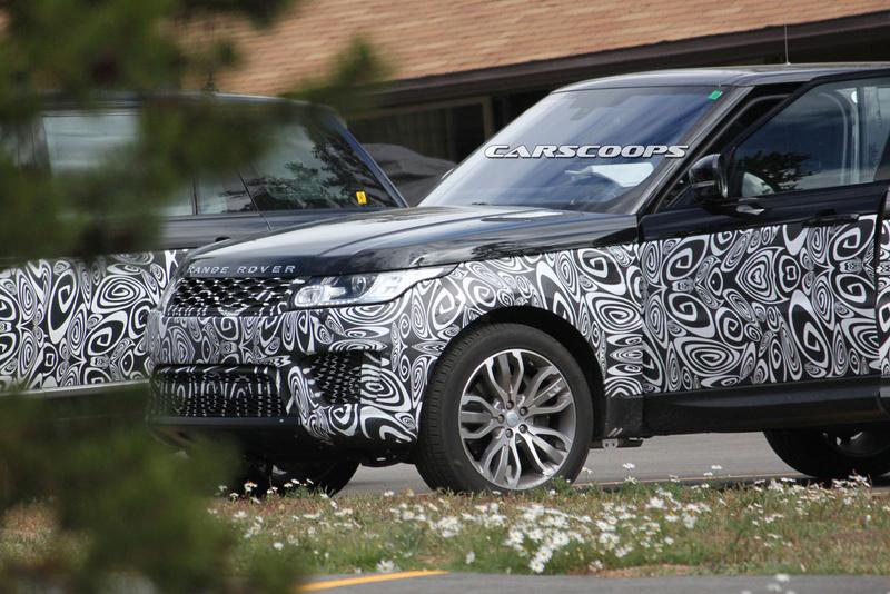 2017 - [Land Rover] Range Rover/ Sport/ SVR restylés Land-r14